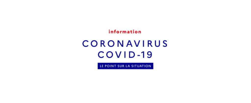 Dispositions spéciales face au Covid 19